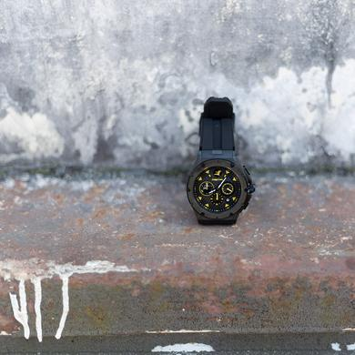 Bruce Lee Ambassador MKIII Black and Yellow Meister Watch