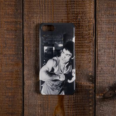 Bruce Lee Strength iPhone Case