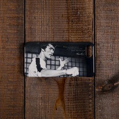 Bruce Lee Successful Warrior iPhone Case