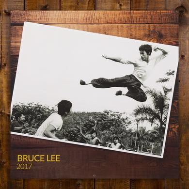Bruce Lee 2017 Calendar - Exclusive
