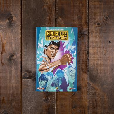 Bruce Lee The Dragon Rises Trade Paperback