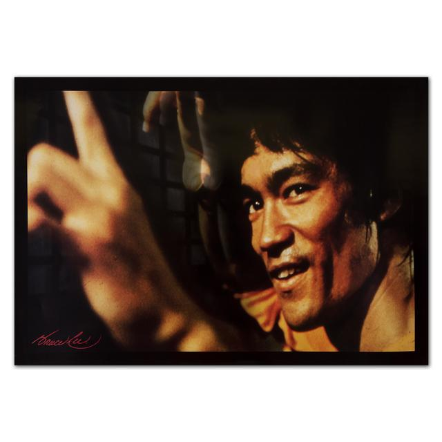 Bruce Lee Charisma Poster