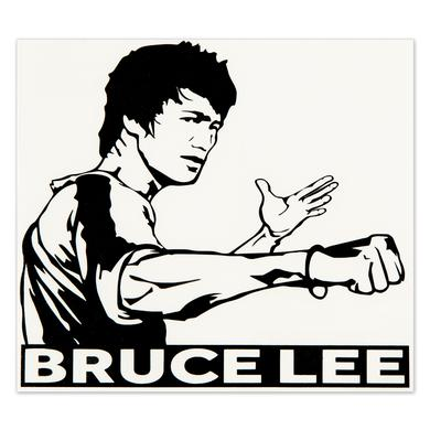 Bruce Lee G.o.D  Sticker
