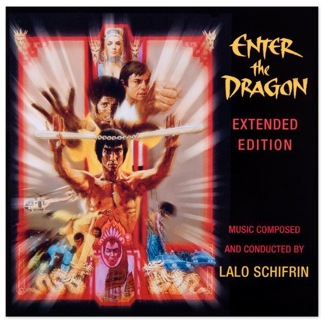 Bruce Lee Enter the Dragon CD