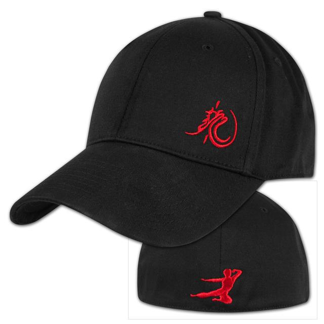 The Bruce Lee Red Loong Flying Man Cap