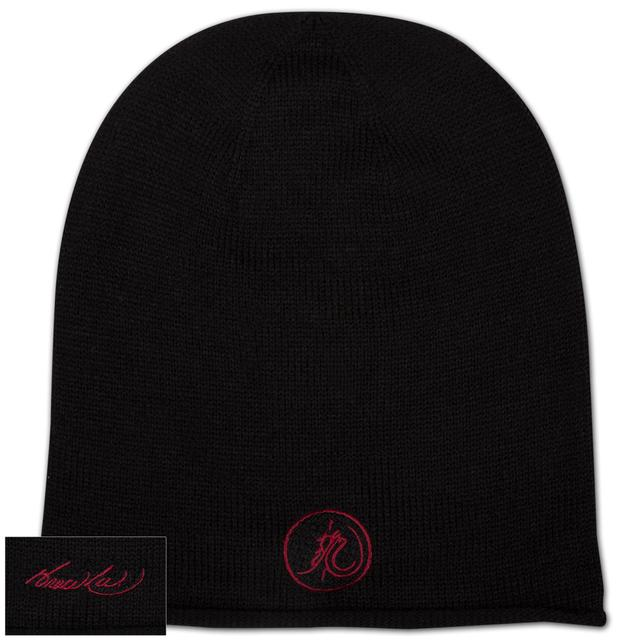 Bruce Lee Signature Beanie - Red