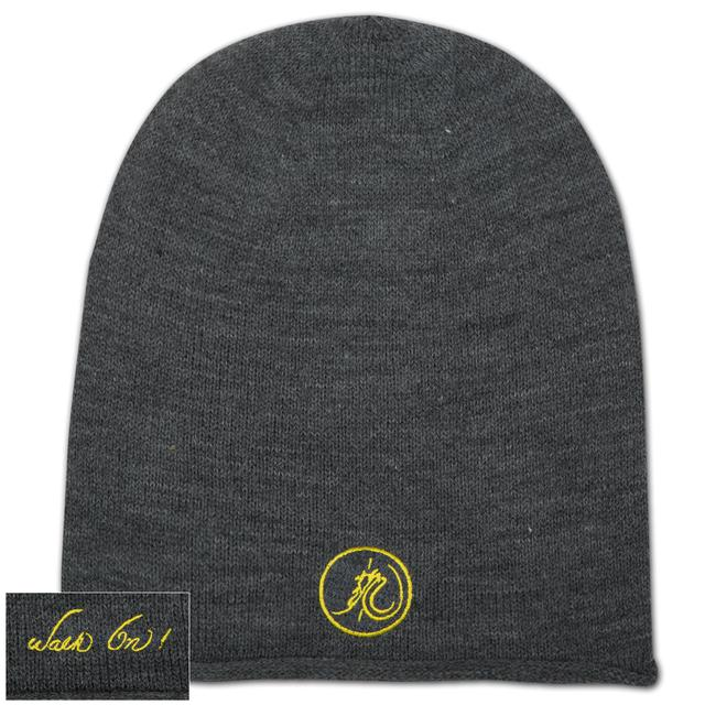 Bruce Lee Walk On! Signature Beanie