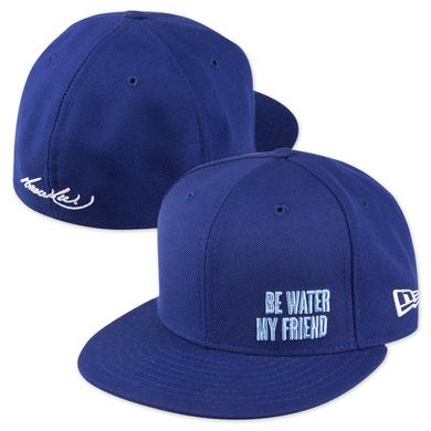 Bruce Lee Be Water New Era 59FIFTY Fitted Hat