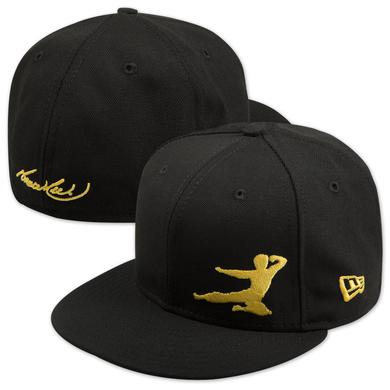 Bruce Lee Flying Man New Era 59Fifty Fitted Hat