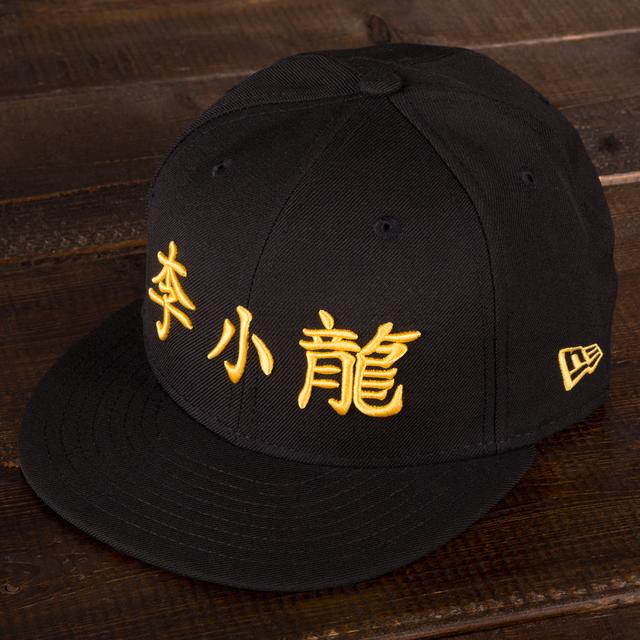 Bruce Lee Little Dragon New Era 59Fifty Fitted Cap