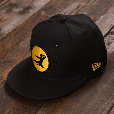 Bruce Lee Flying Man Patch New Era 59Fifty Cap