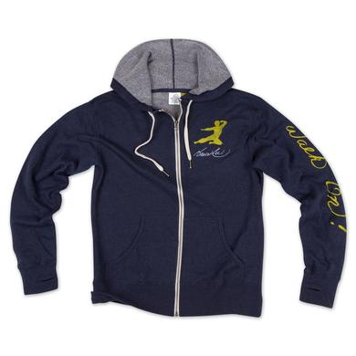 Bruce Lee Walk On! Full-Zip Hoodie