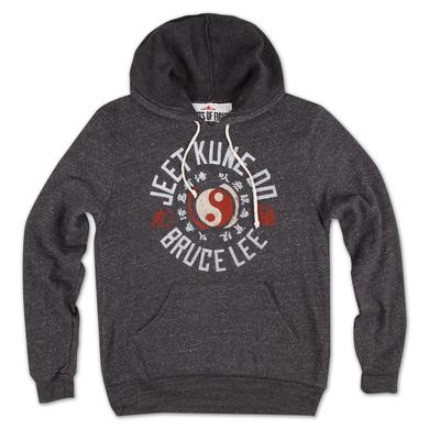 Bruce Lee JKD Core Symbol Pullover Hoodie by Roots of Fight