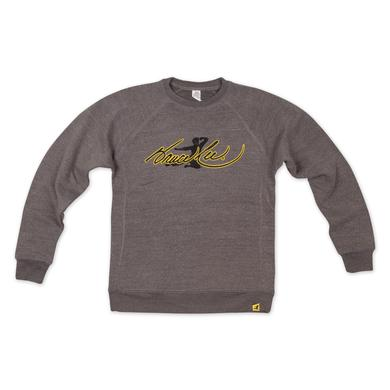 Bruce Lee Flying Man Signature Sweatshirt