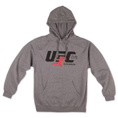 Bruce Lee x UFC Collaboration Pullover Hoodie