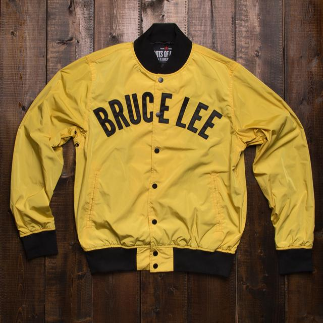 Bruce Lee JKD Nylon Jacket