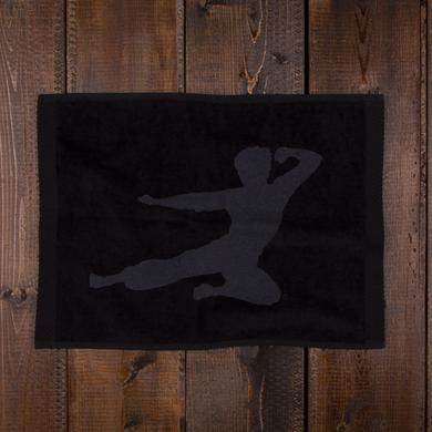Bruce Lee Flying Man Large Fitness Towel