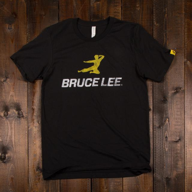 Bruce Lee Flying Bruce S/S T-shirt