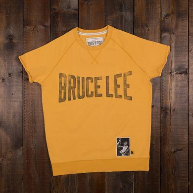 Bruce Lee HK Crew Cut-Off Sweatshirt