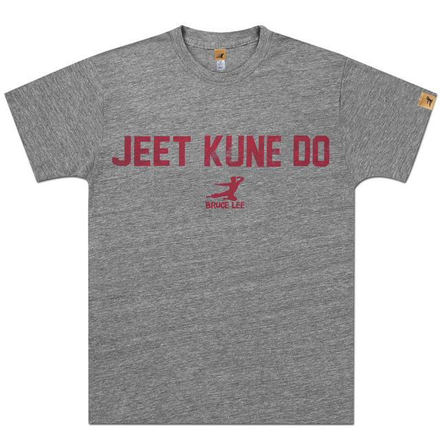 Bruce Lee Jeet Kune Do T-shirt Black LG/BK