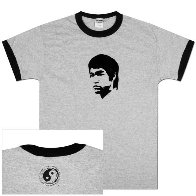 Bruce Lee Foundation Ringer T-Shirt