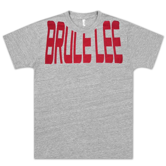 Bruce Lee Mens Chest T-shirt