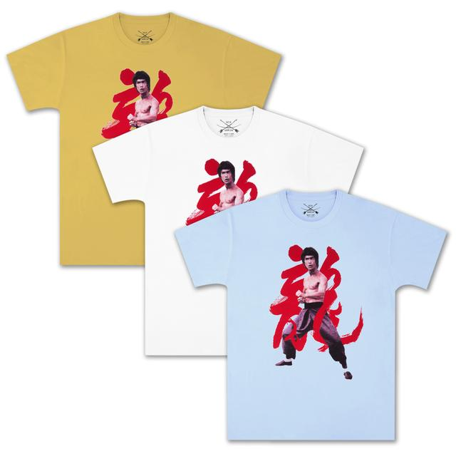 Bruce Lee Year of the Dragon T-shirt by Bow & Arrow