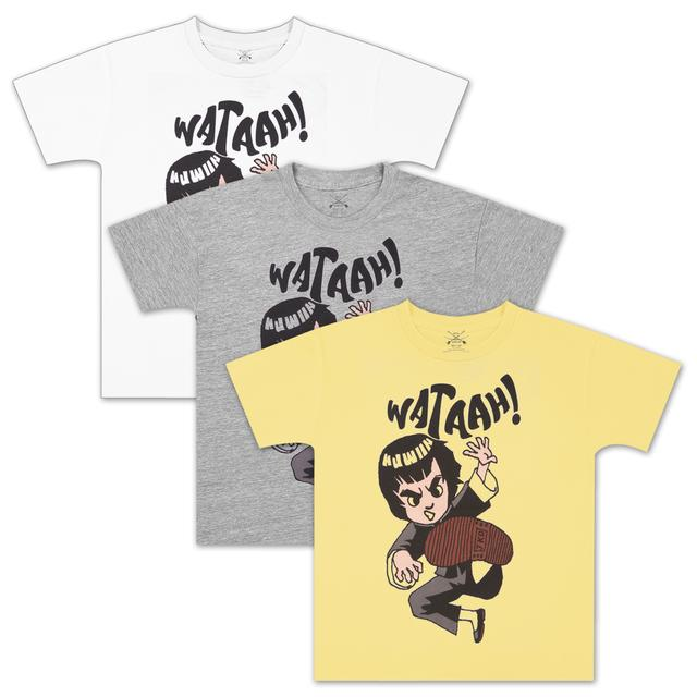Bruce Lee Wataah Youth T-shirt