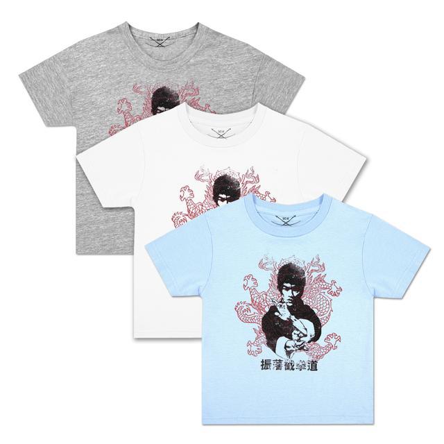 Bruce Lee Dragon Gung Fu Toddler T-shirt
