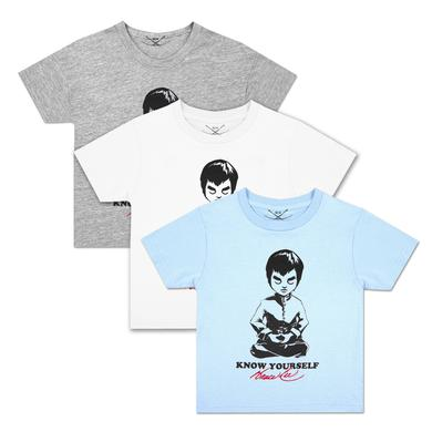 Bruce Lee Know Yourself Toddler T-shirt