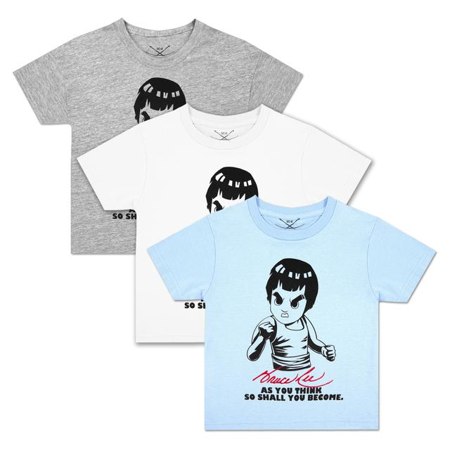 Bruce Lee Shall Become Toddler T-shirt
