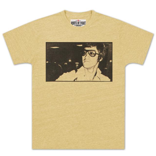 Bruce Lee Shades T-shirt by Roots of Fight