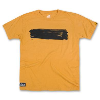 XL Bruce Lee Legendary T-shirt Yellow SS/LG