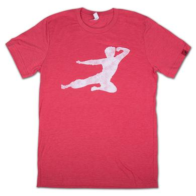 Bruce Lee Flying Man T-shirt