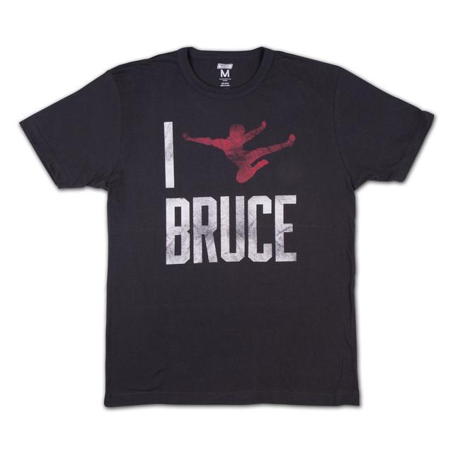 Bruce Lee I Love Bruce Tee