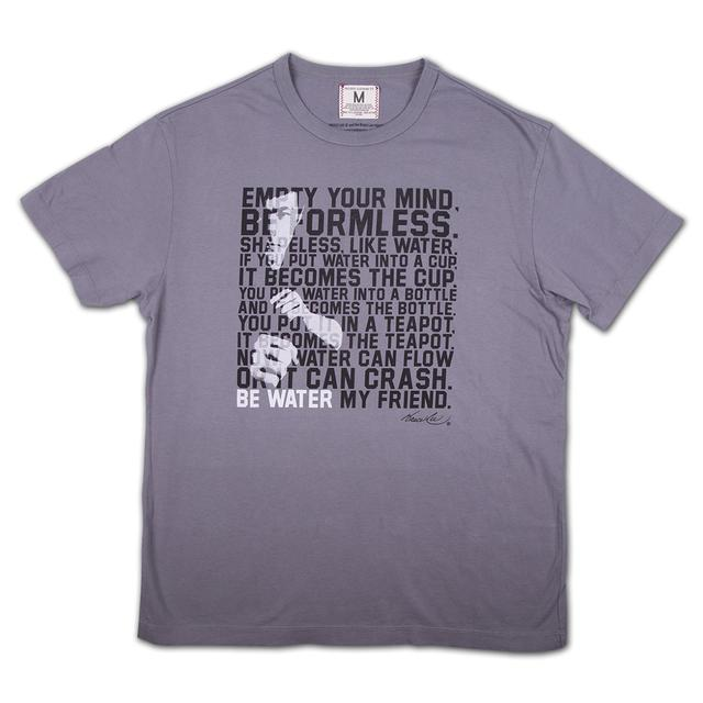 Bruce Lee Empty Your Mind  Tee