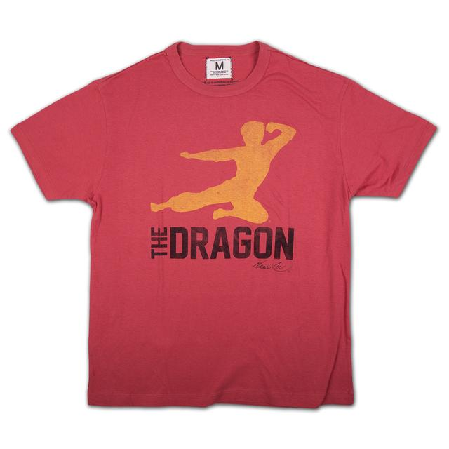 Bruce Lee The Dragon Tee