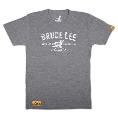 Bruce Lee Platinum Signature Tee