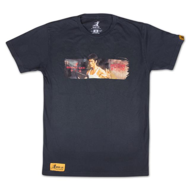 Bruce Lee Way of the Dragon Tee SS/LG