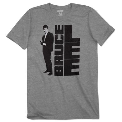Bruce Lee Think Quietly T-Shirt