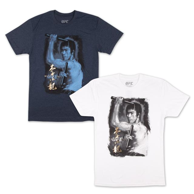 Bruce Lee x UFC Brush T-Shirt