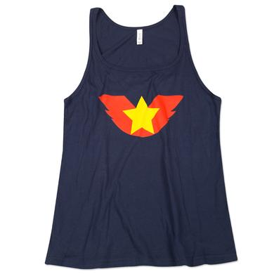 Bruce Lee Women's Wing Star Tank