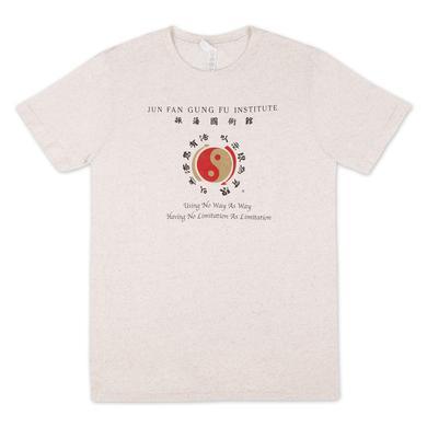 Bruce Lee Jun Fan Gung Fu Institute T-shirt