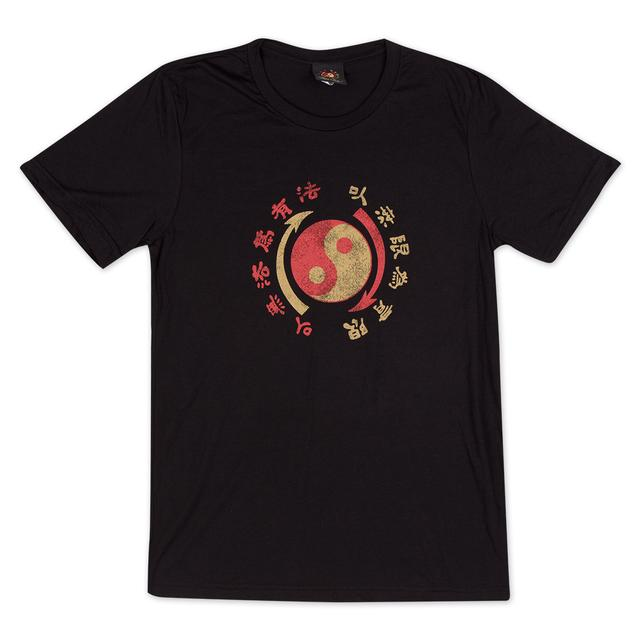 Bruce Lee Stages of Cultivation T-shirt
