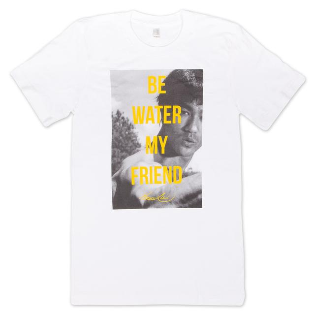 Bruce Lee Be Water Bold T-Shirt