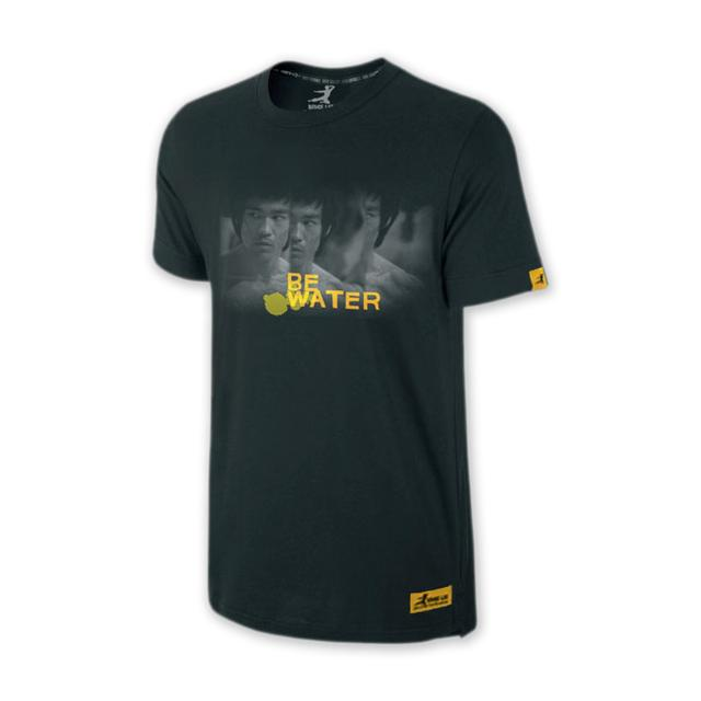 Bruce Lee Be Water Mirrors T-Shirt