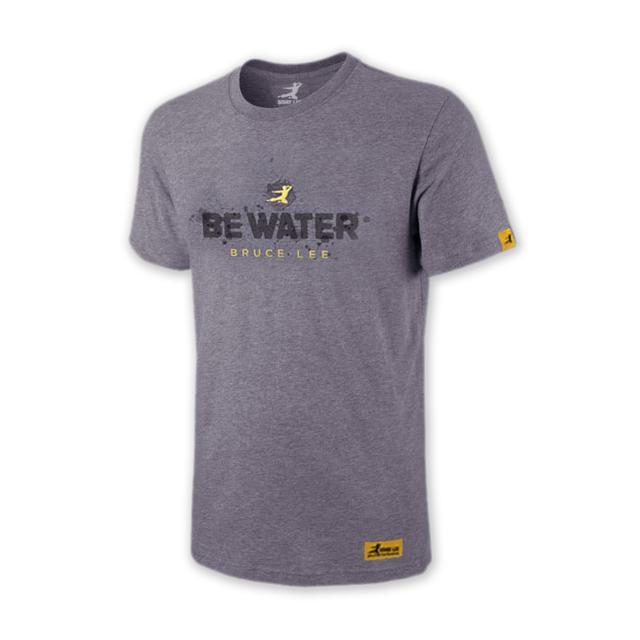 Bruce Lee Be Water Splatter T-Shirt
