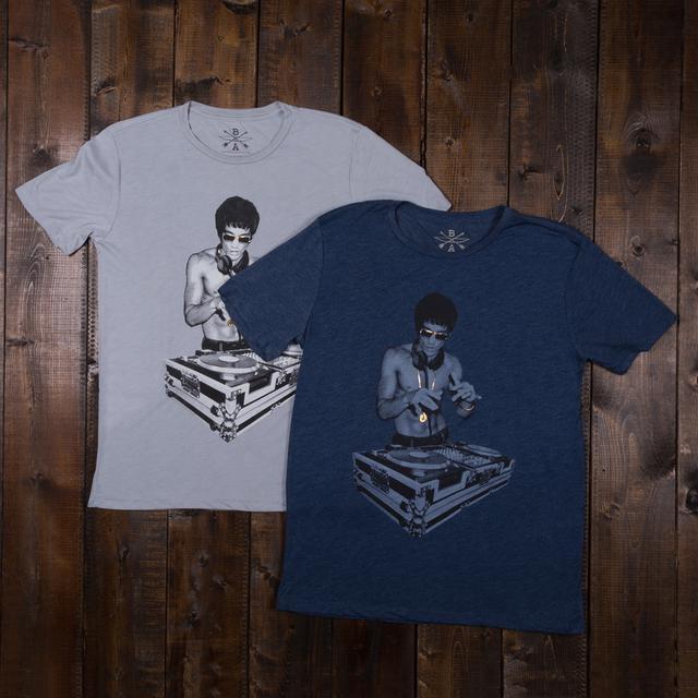 Bruce Lee DJ Dragon T-shirt