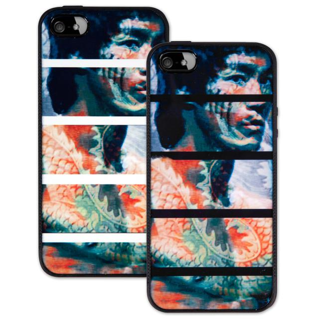 Bruce Lee Blocks iPhone 5/5S Case