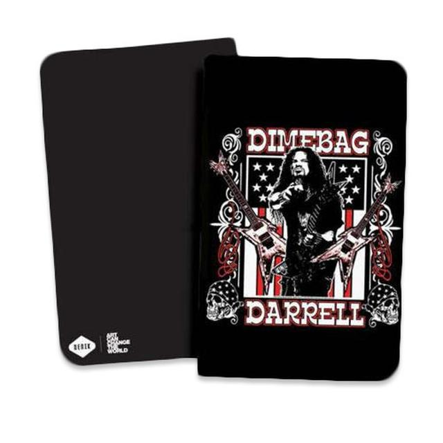 Dimebag Darrell Patriotic Notebook